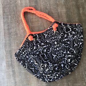 Margaret Joseph Terry Cloth Beach Bag
